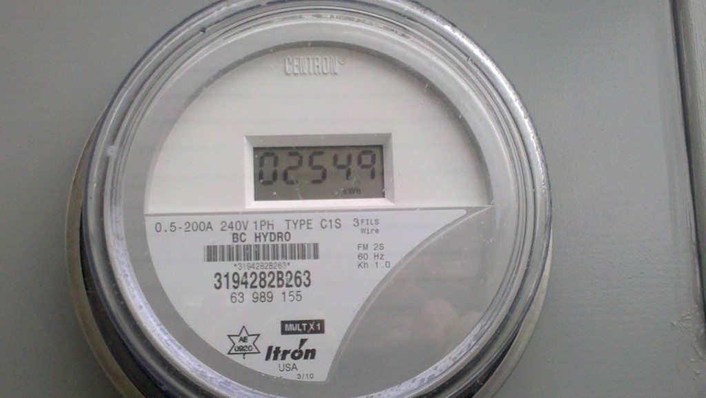Identify a Smart Meter « EMR Health Alliance of BC