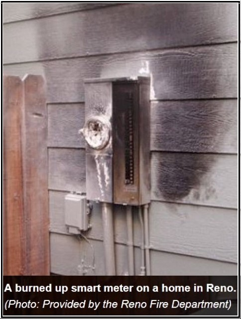 reno-smart-meter-fire-damage