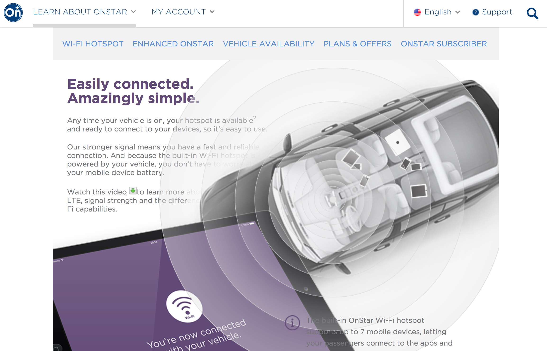 Onstar Com Myaccount >> Wifi In Cars Trucks Emr Health Alliance Of Bc