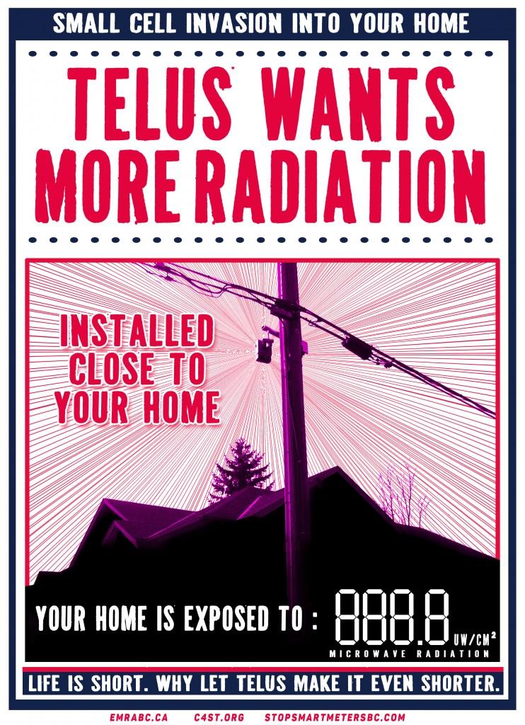 enodeB Telus Poster 3