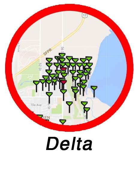 Delta BC