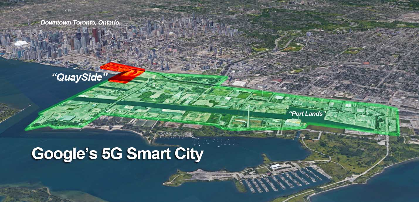 39661b81f0adc Toronto Waterfront to become 5G Smart City « EMR Health Alliance of BC