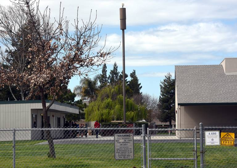 Ripon parents upset about one cell tower  What about 200